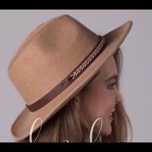 Felt Summer or Winter Hat.